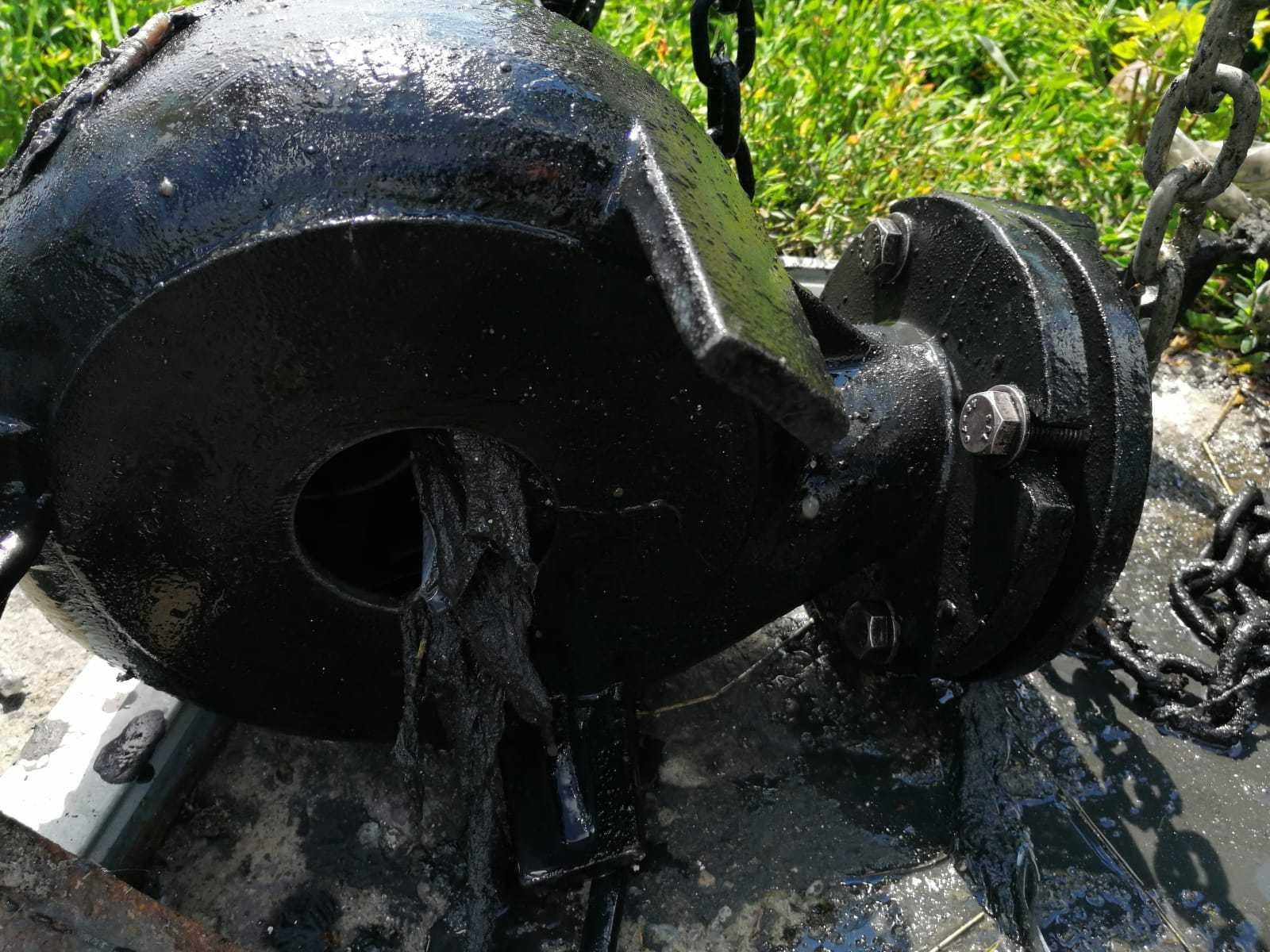 Pompe de la Orhei și Satu Nou